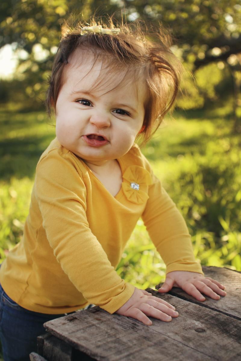 An alphabetical list of single-syllable baby names.