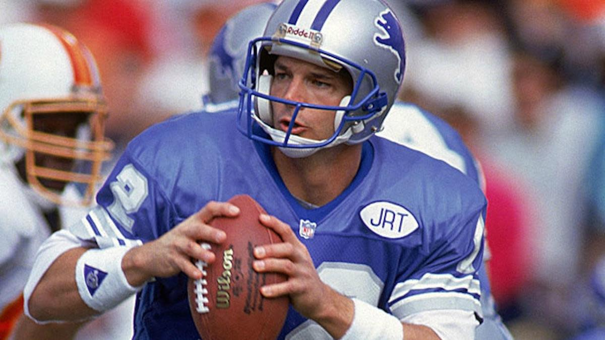 Kramer did what Stafford could never do in Detroit...win a playoff game.