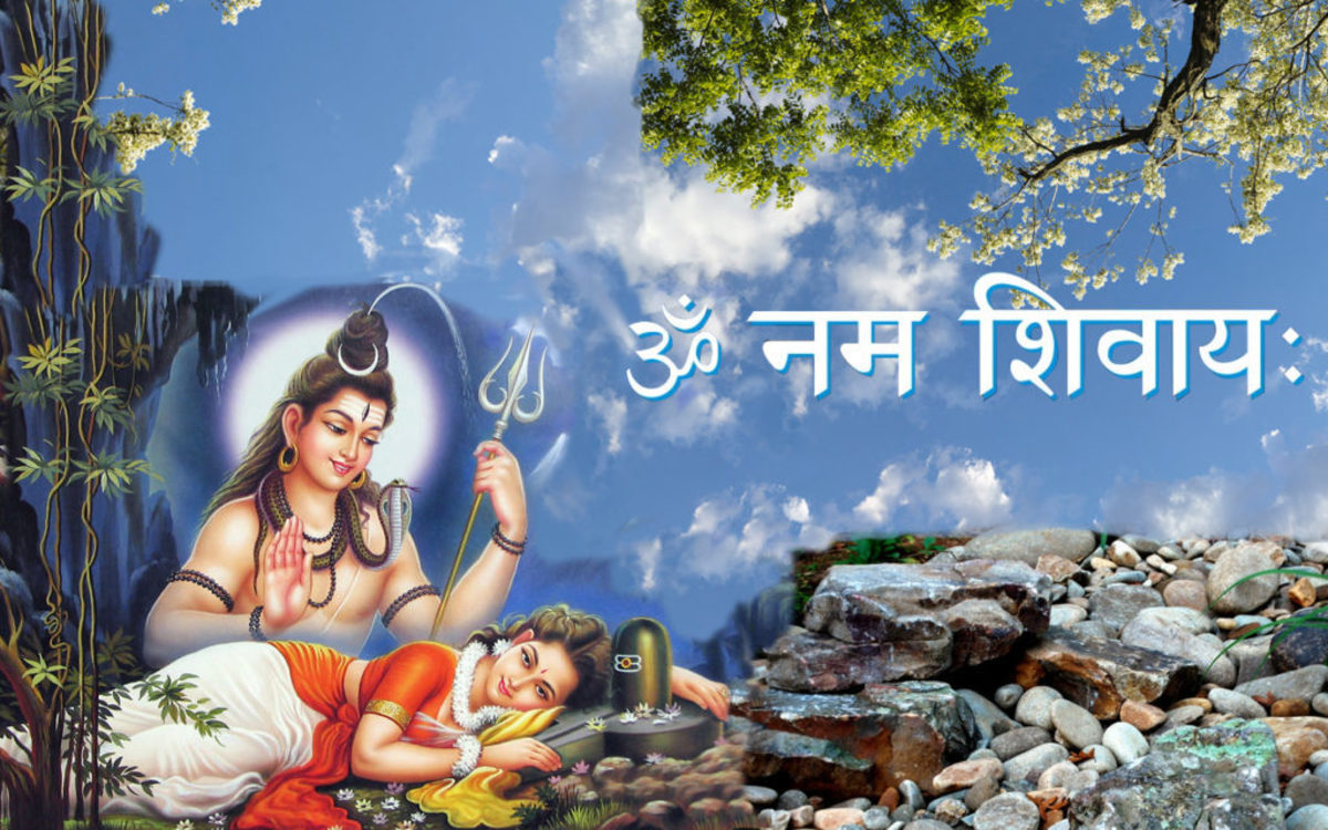 The Eternal Love Story of Shiva and Paarvati ....