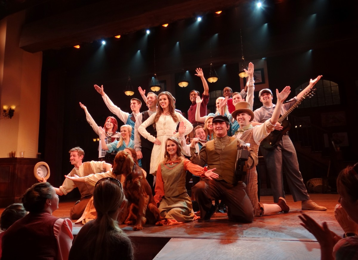 Celtic Fyre; A Busch Gardens Musical - Review