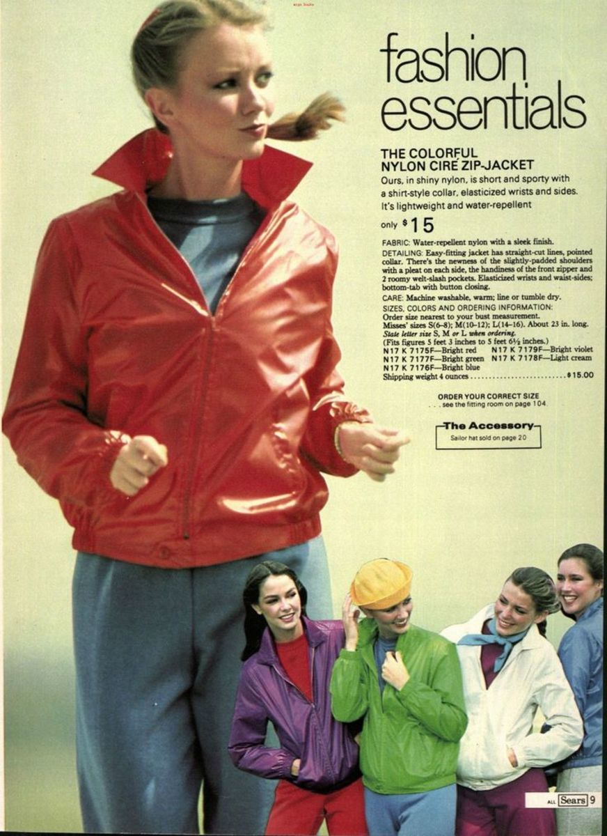 Sears-Roebuck catalog's design had to change to modern times.