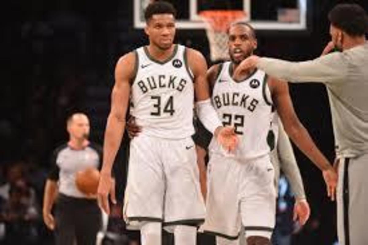 We have the Bucks in 6 games to advance to the NBA Finals.