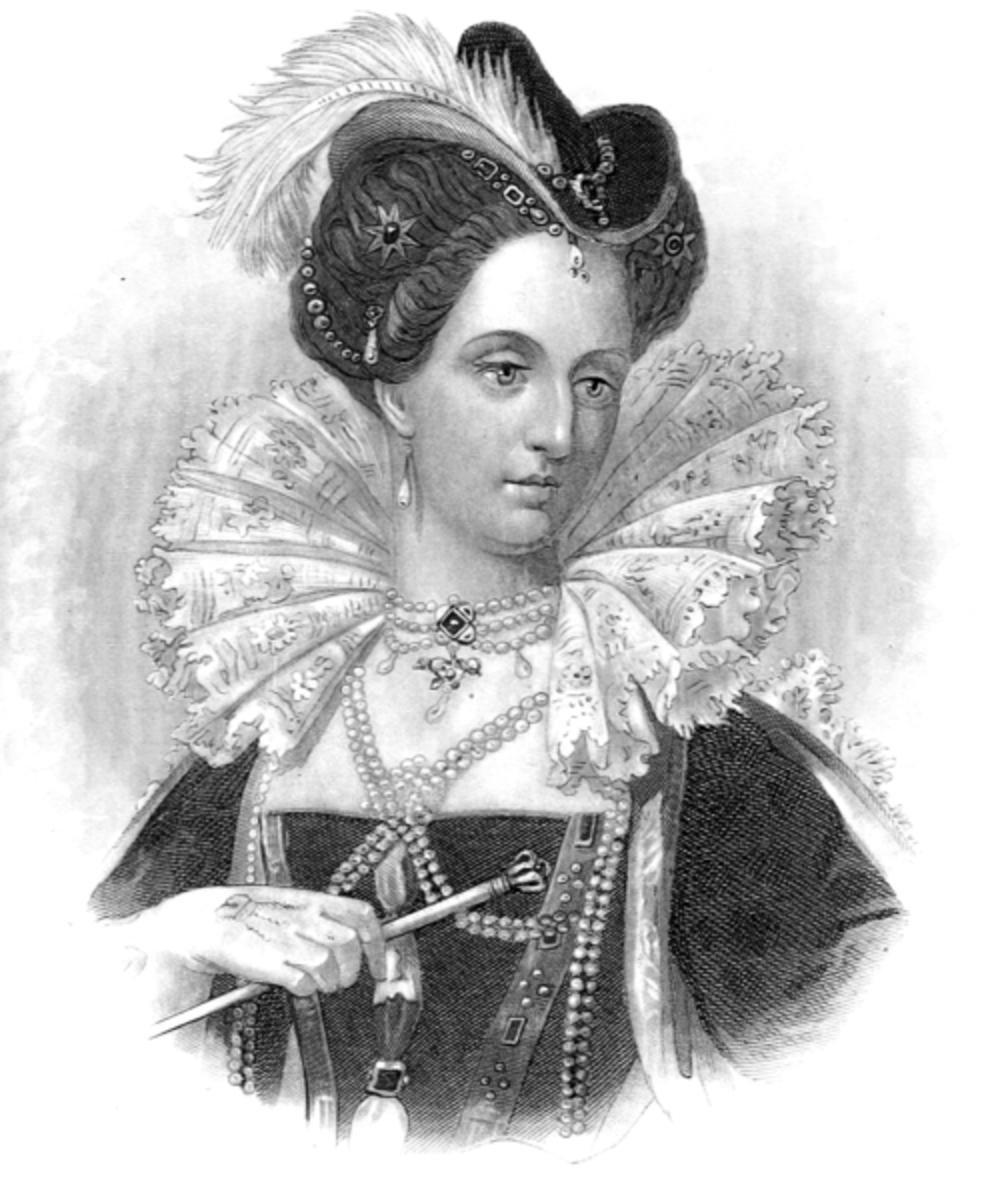Queen Elizabeth I - Public Domain