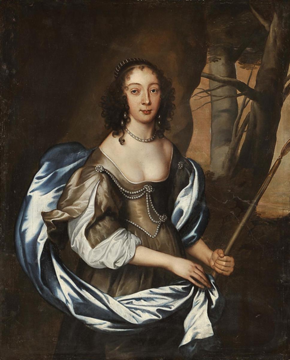 Catarina de Bragança - Public Domain
