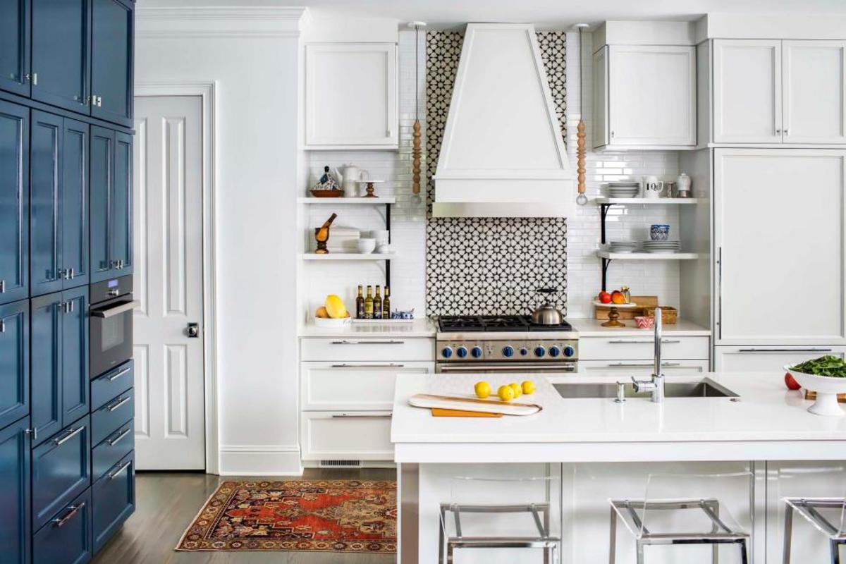 The interior designer, Ili Hidalgo-Nilsson of Atlanta