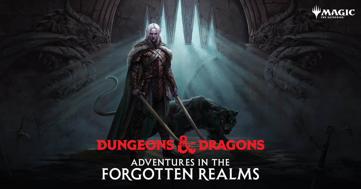 MTG: Adventures in the Forgotten Realms Draft Tips and Tricks