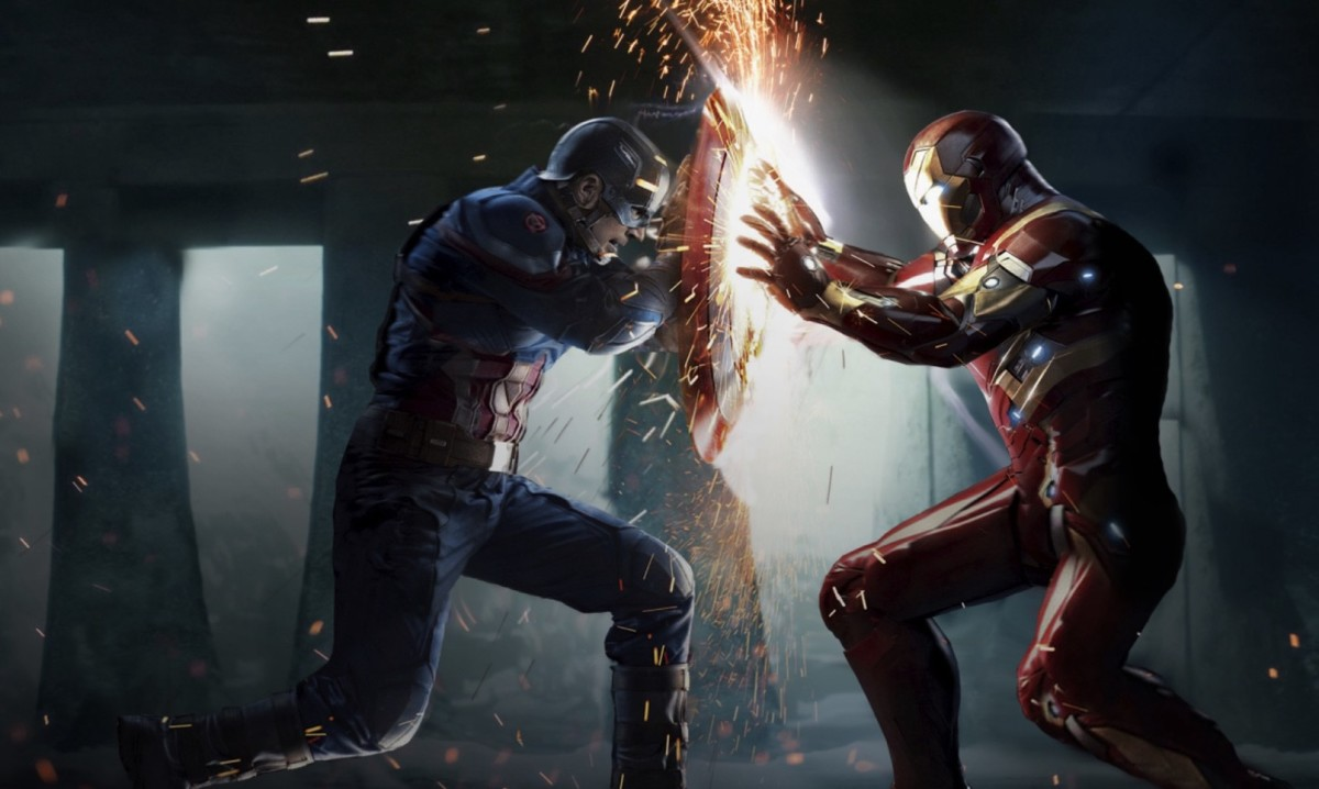 Review: Marvel's Captain America: Civil War (2016)