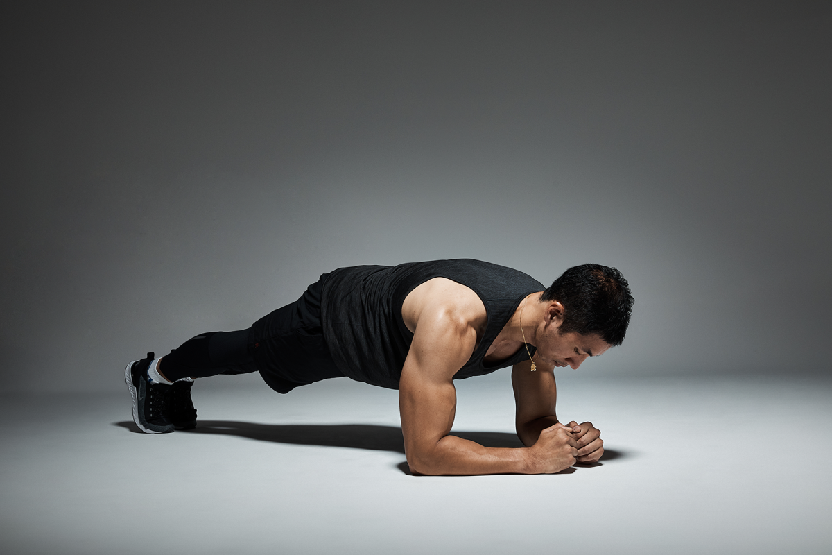 Amazing Benefits of Doing Plank