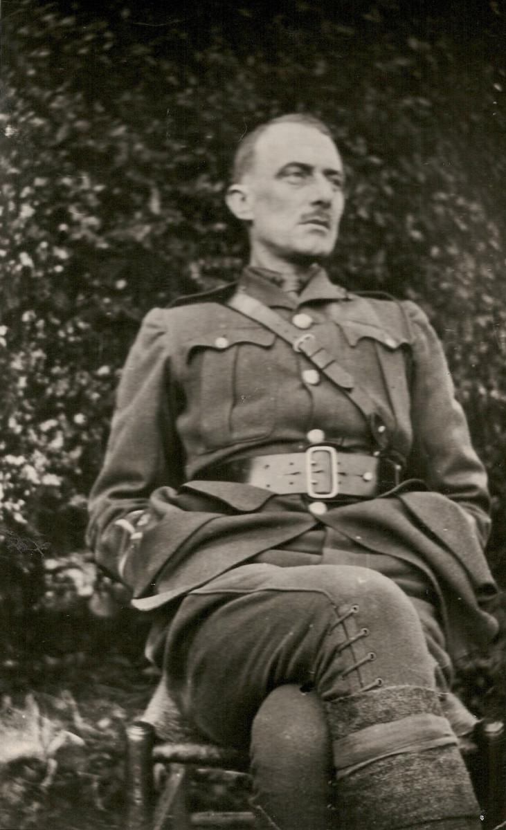 Second Lieutenant Edward Thomas