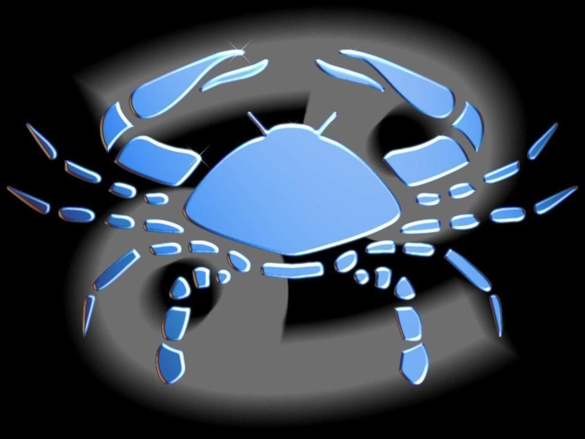 Astrology Sun Signs - Meet Cancer - June 22nd - July 23rd