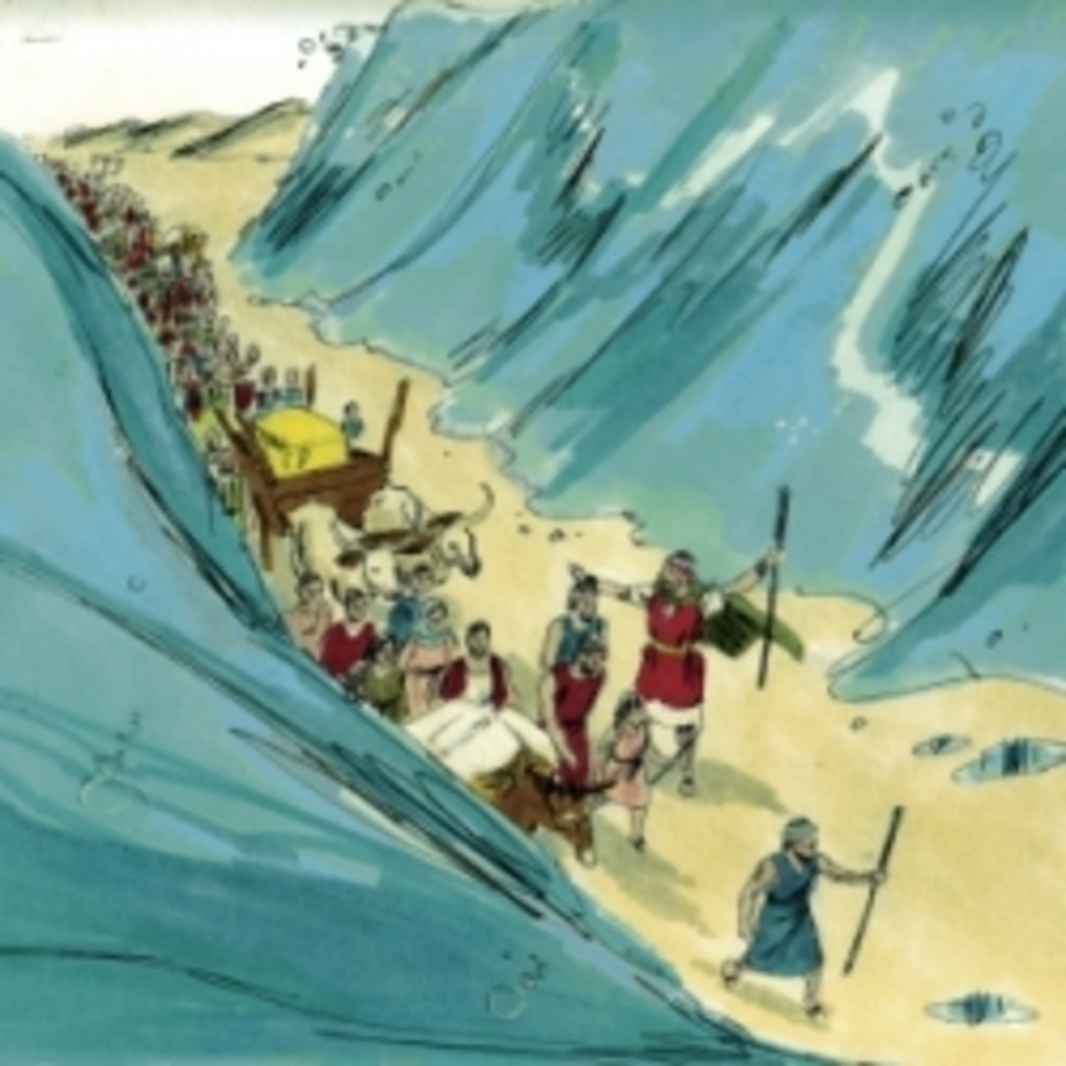 Moses Bible Study for Kids