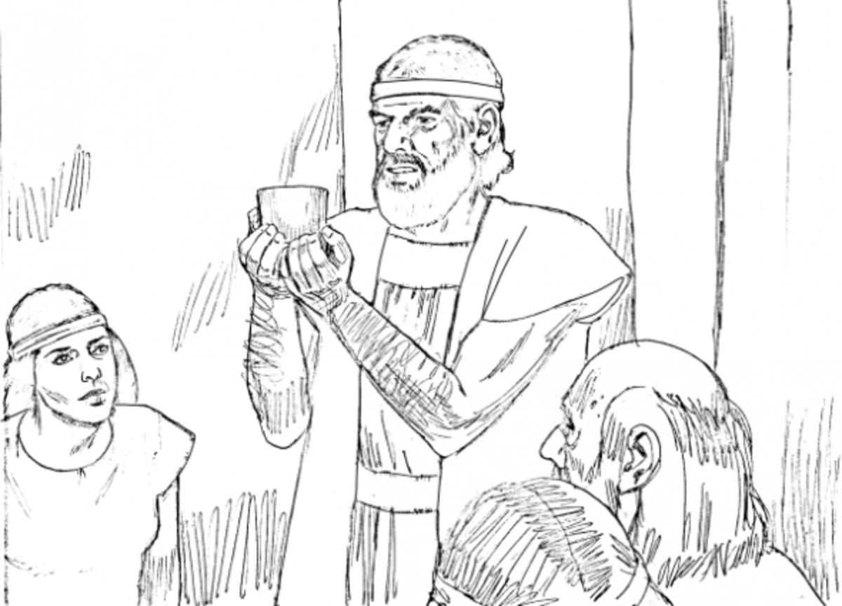 Feasts of the Lord Coloring Pages