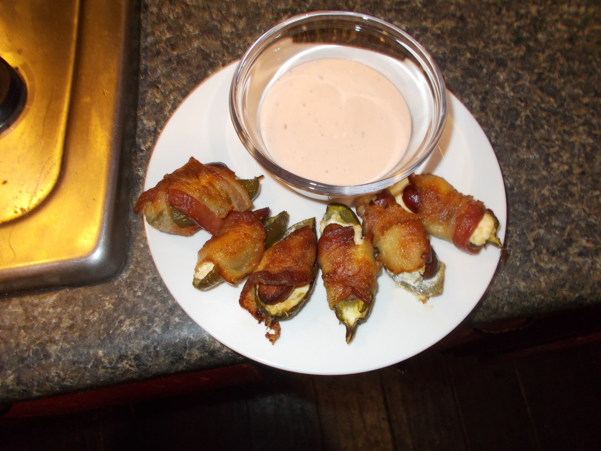 Low Carb Keto Recipe: Baked Pepper Poppers