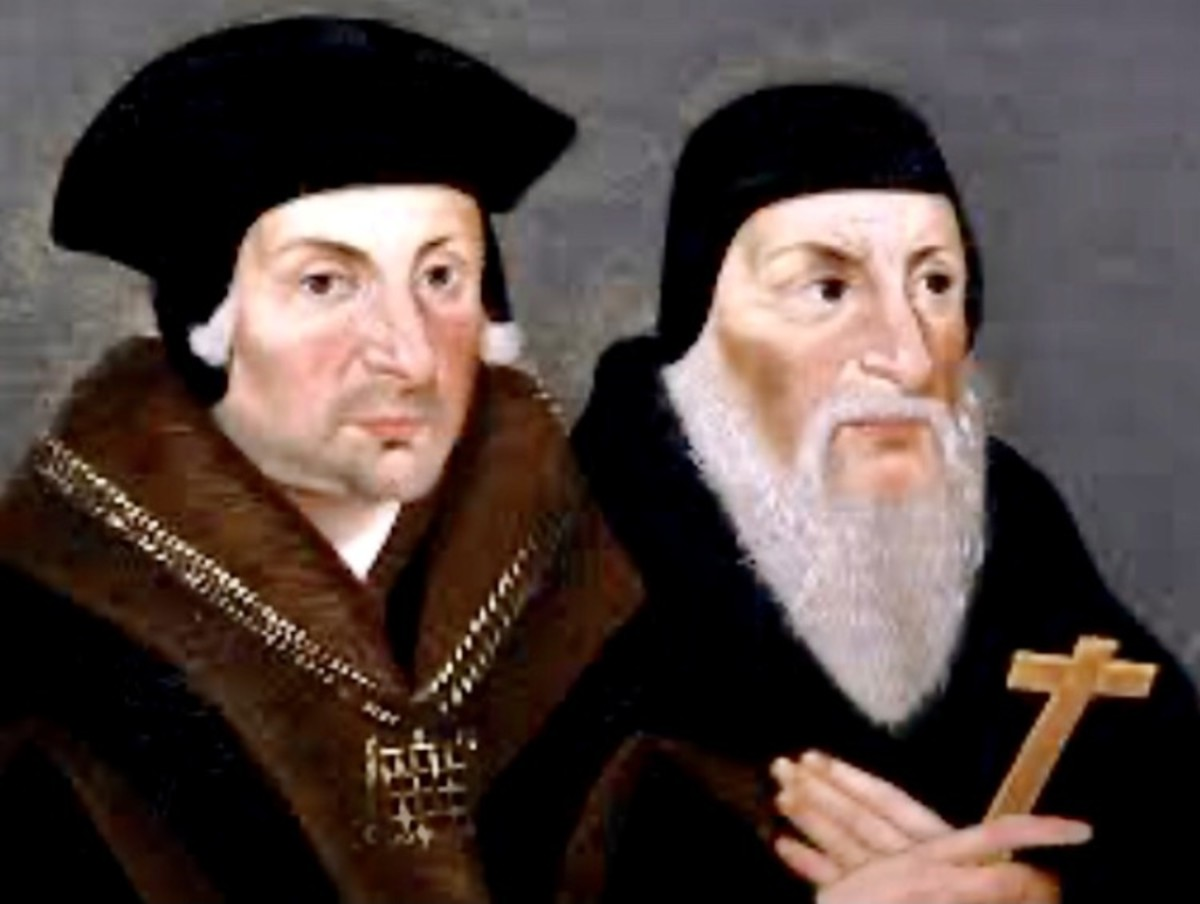 Saints John Fisher and Thomas More