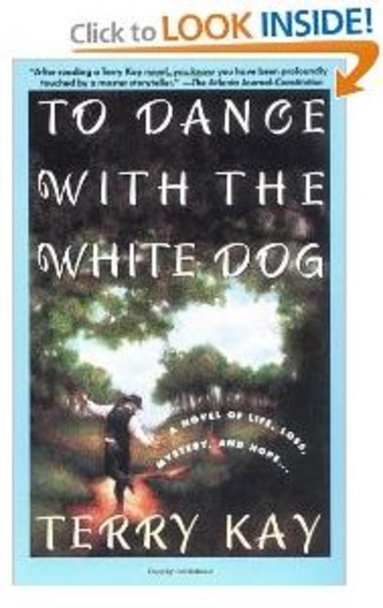 To Dance With The White Dog Book