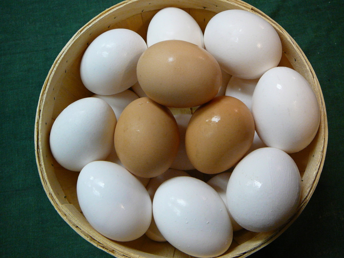Southern Cuisine: Pickled Eggs