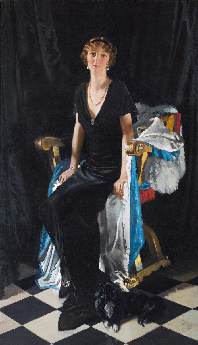 Lady Idina Sackville.
