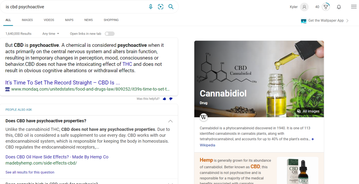 The top answers are seemingly conflicting, and this is done with the sole purpose of encouraging drug use and the confusion surrounding it.