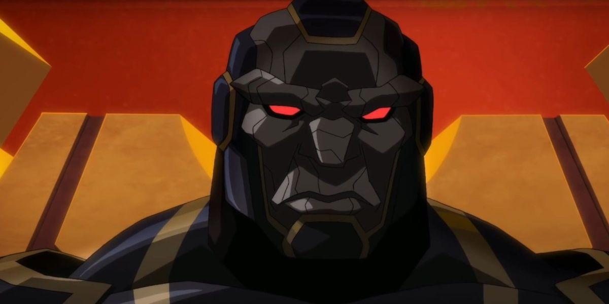 The reason for war, Darkseid.