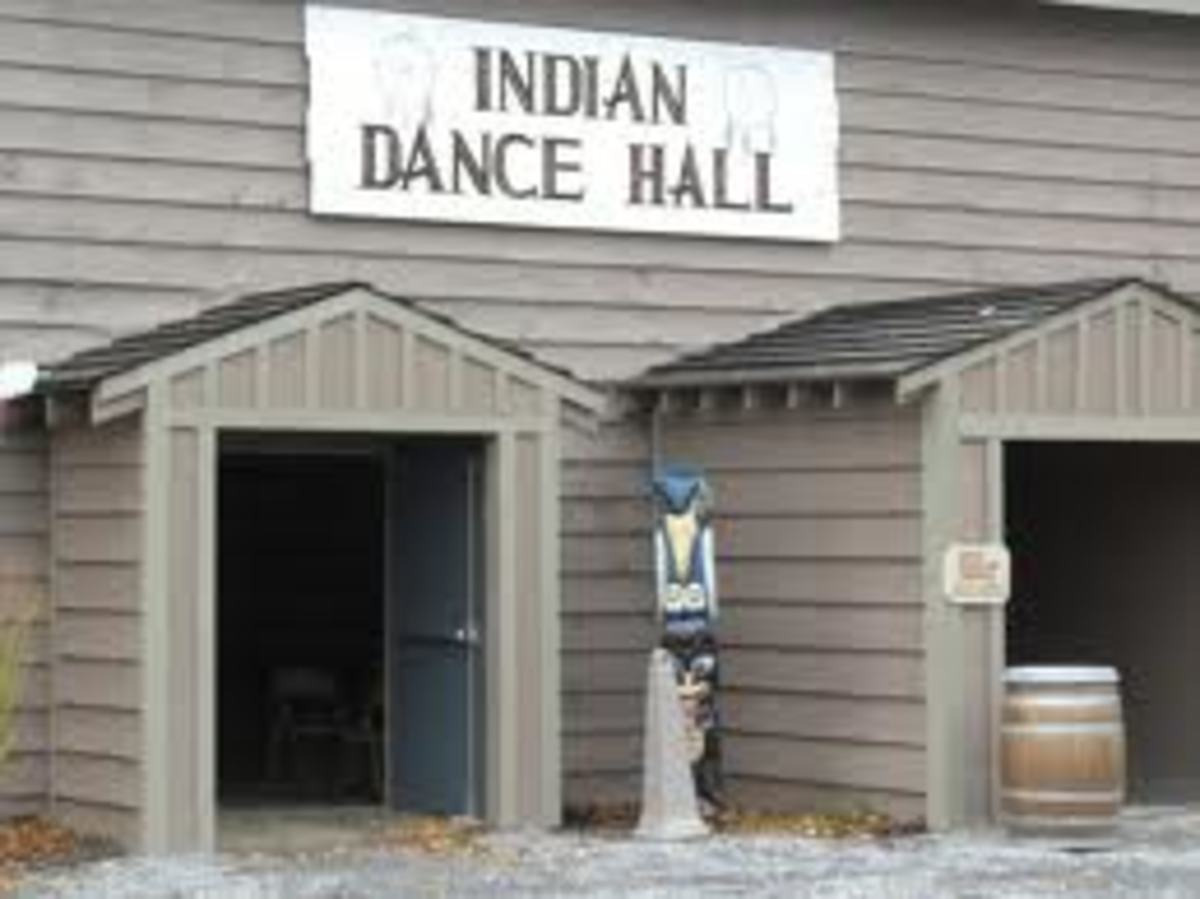 Indian Dance Hall