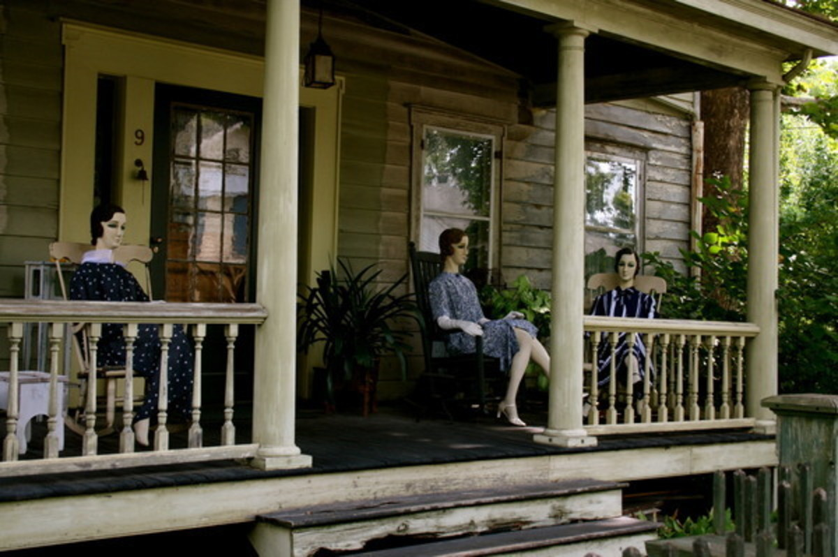 The John Lawson House*
