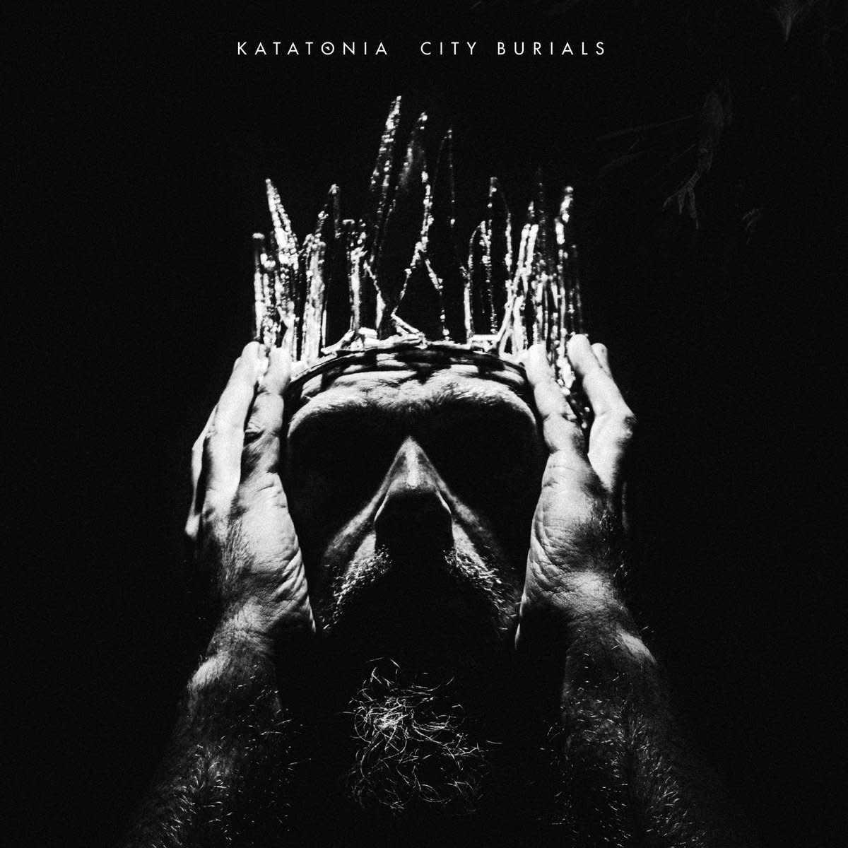 The album's cover shows a king trying to put on his crown. City Burials might as well be considered a king size achievement for Katatonia.