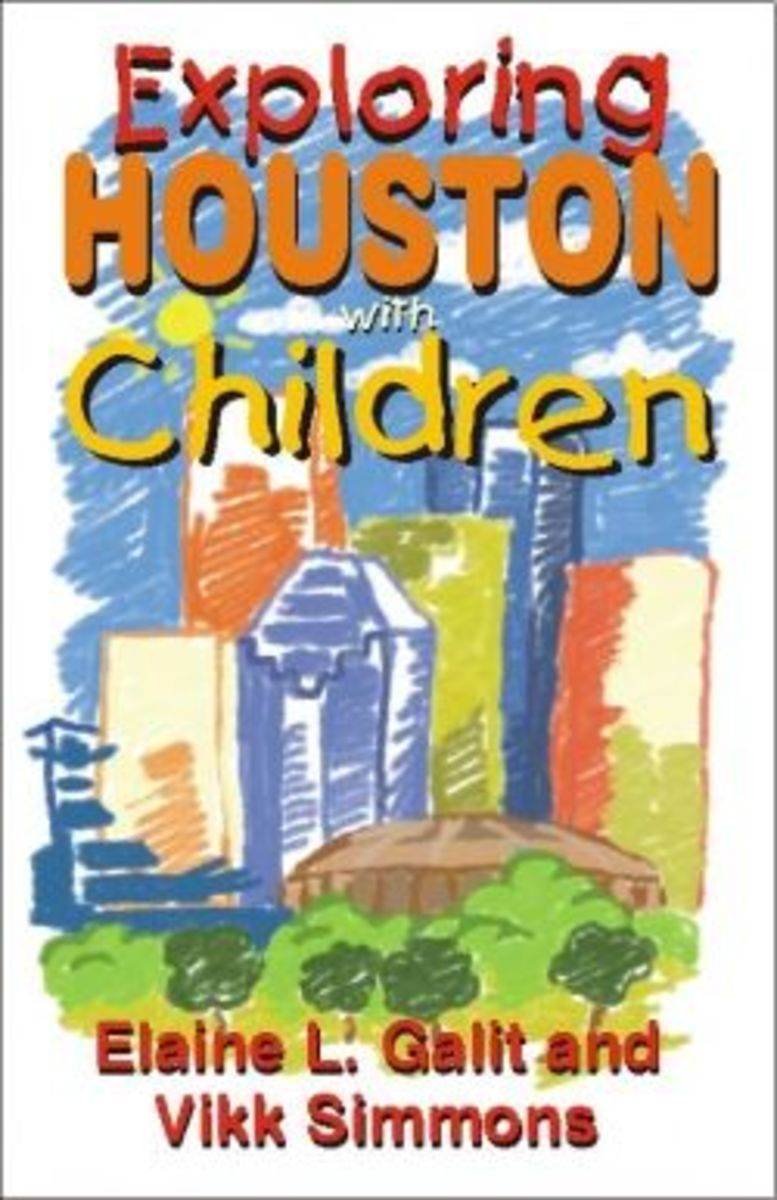 Exploring Houston, Texas with Children