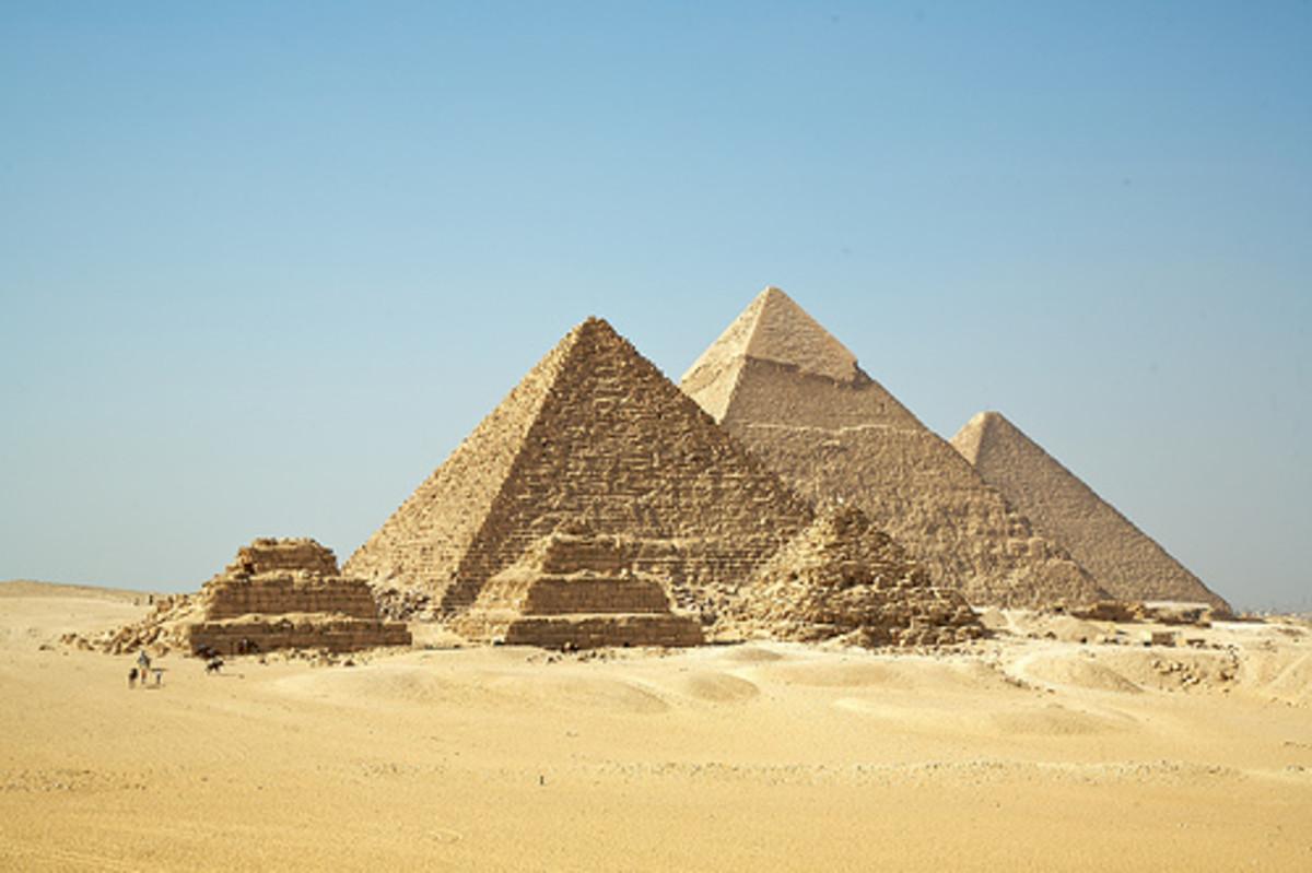 The Pyramid at Giza