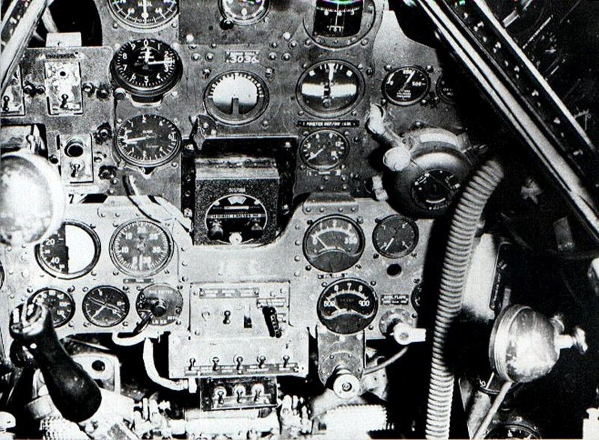 D4Y Cockpit