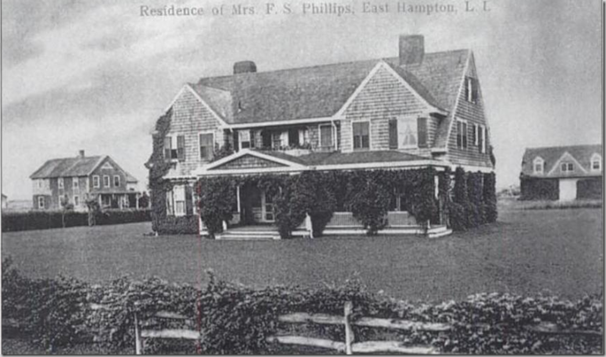 Jackie Kennedy's Eccentric And Recluse Relatives of East Hampton
