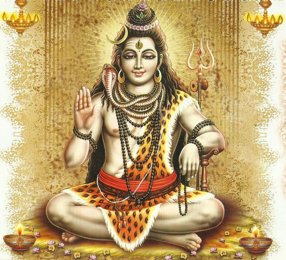 Lord Shiva is worshiped on Shravan Somvar