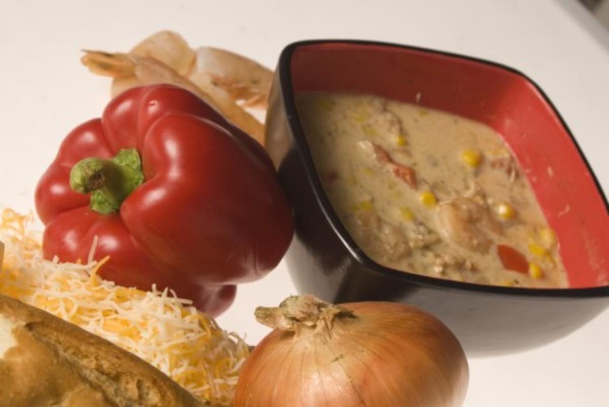 crab stew