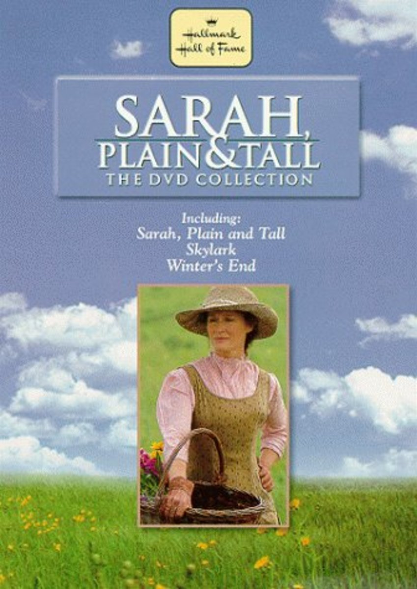 Sarah Plain and Tall Collection