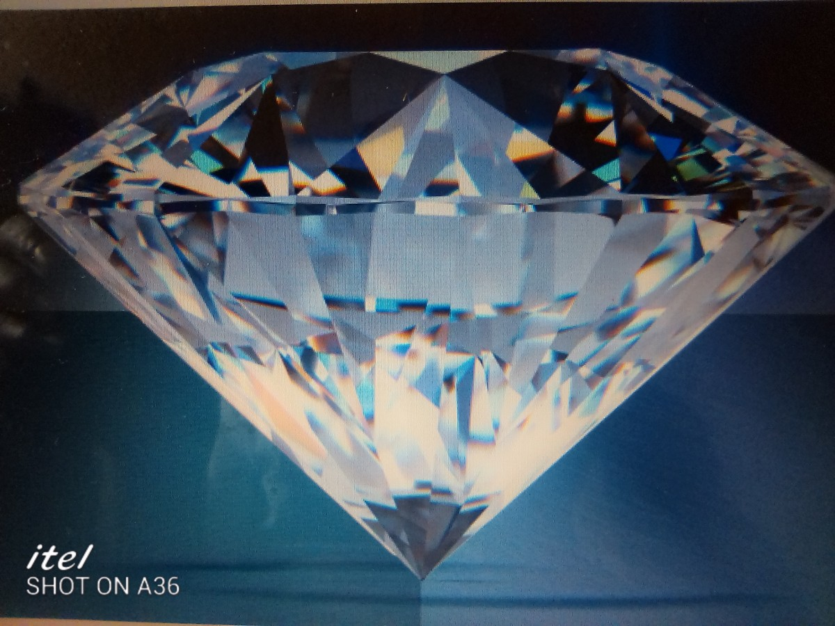Poem: Diamond Reins
