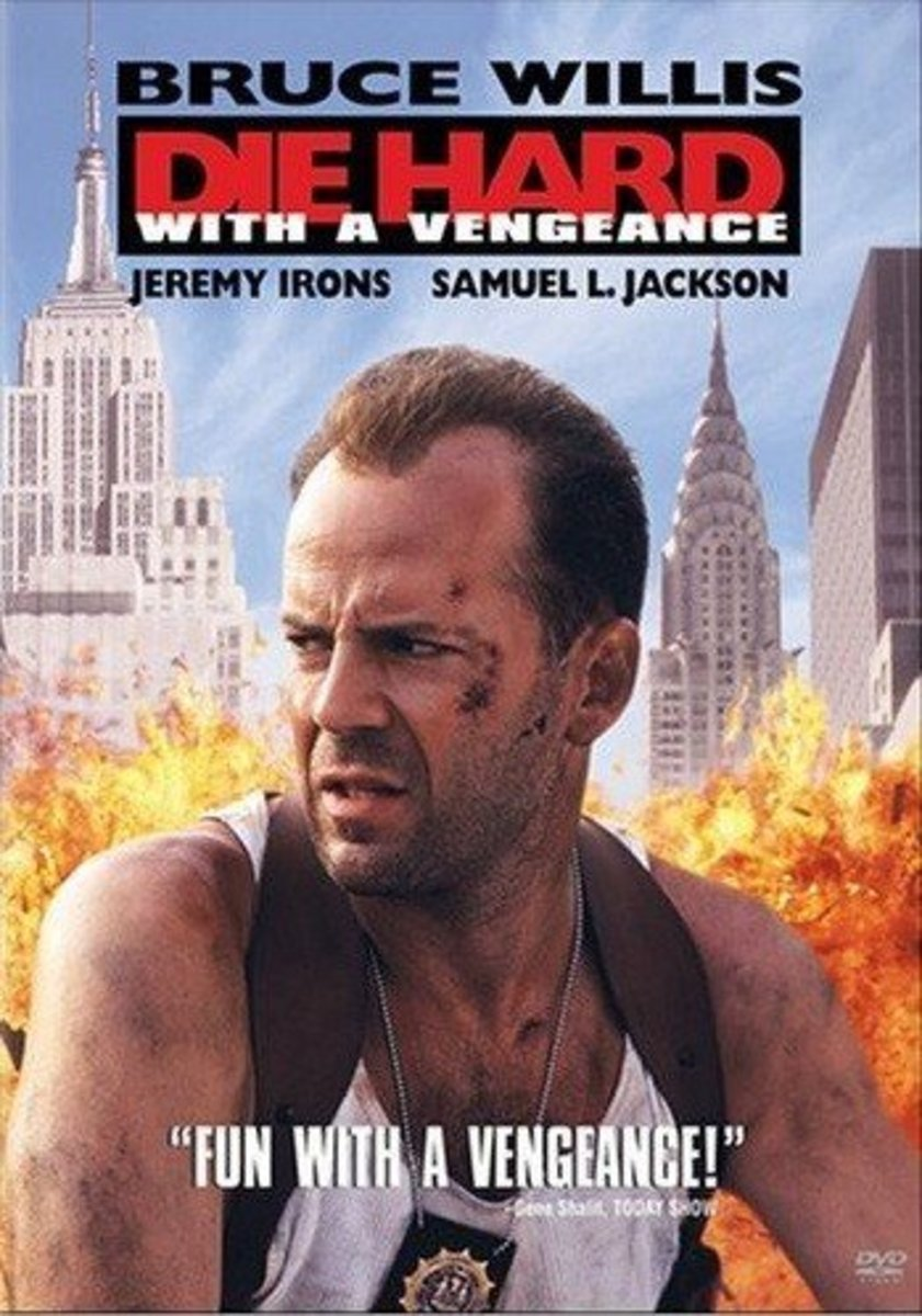 Should I Watch..? Die Hard With A Vengeance