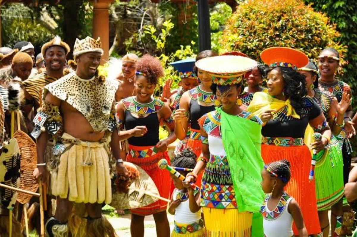 File:South Africa traditional wedding