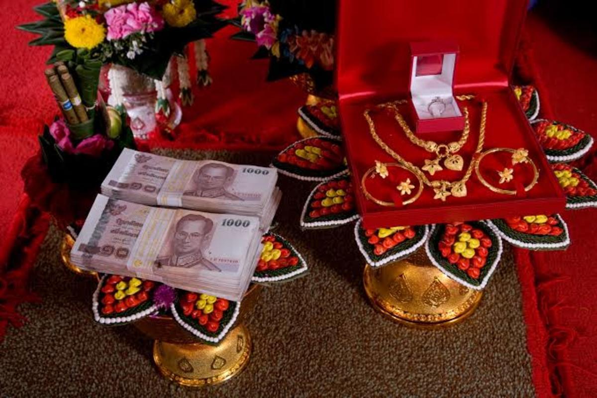 Thai brideprice