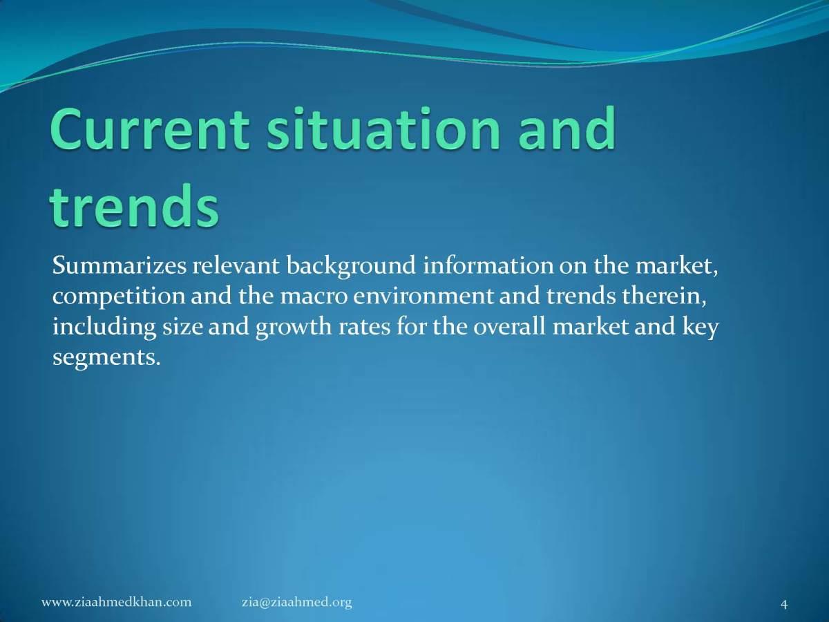 Current Market Potential