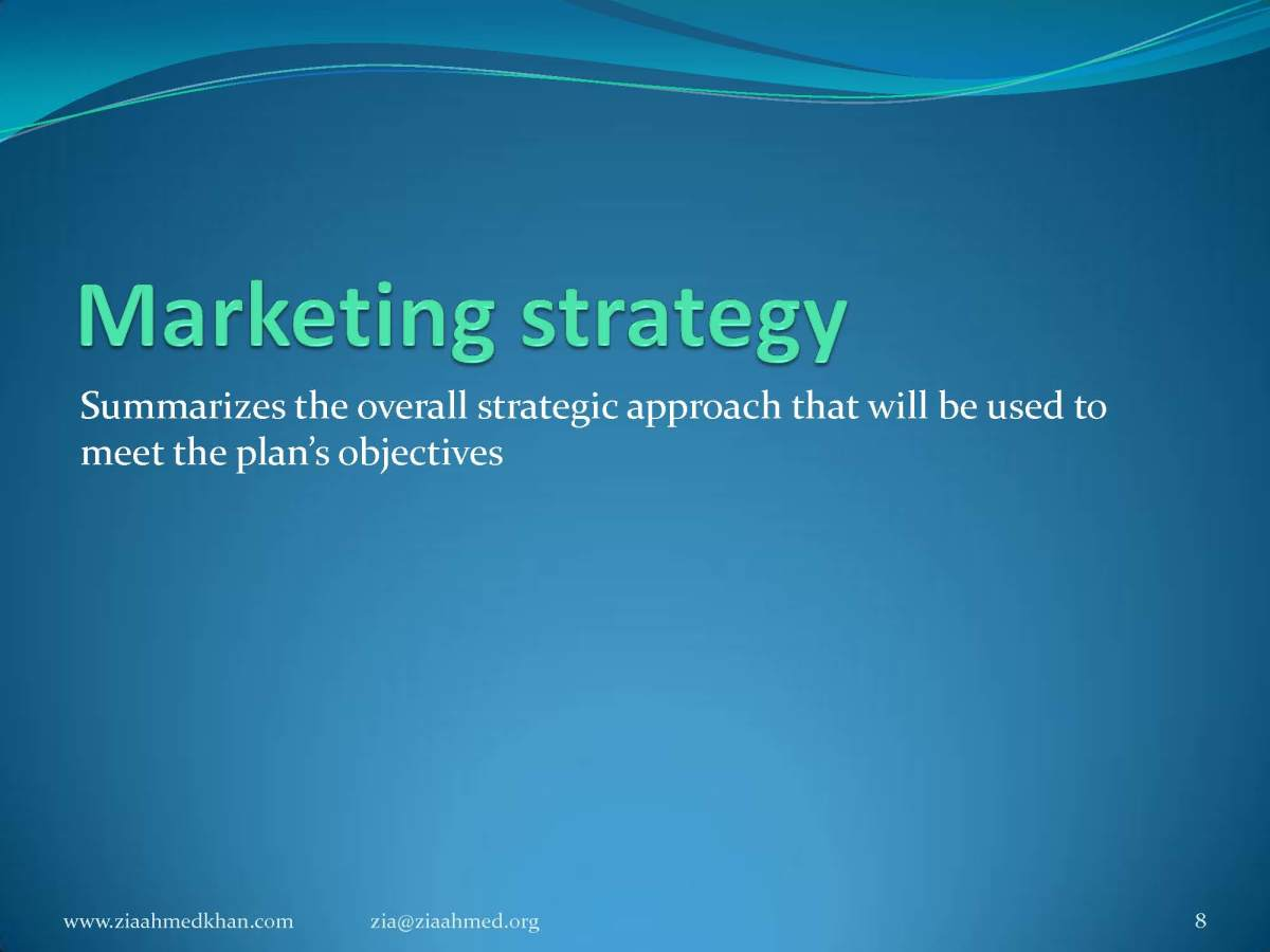 What is the Marketing Strategy