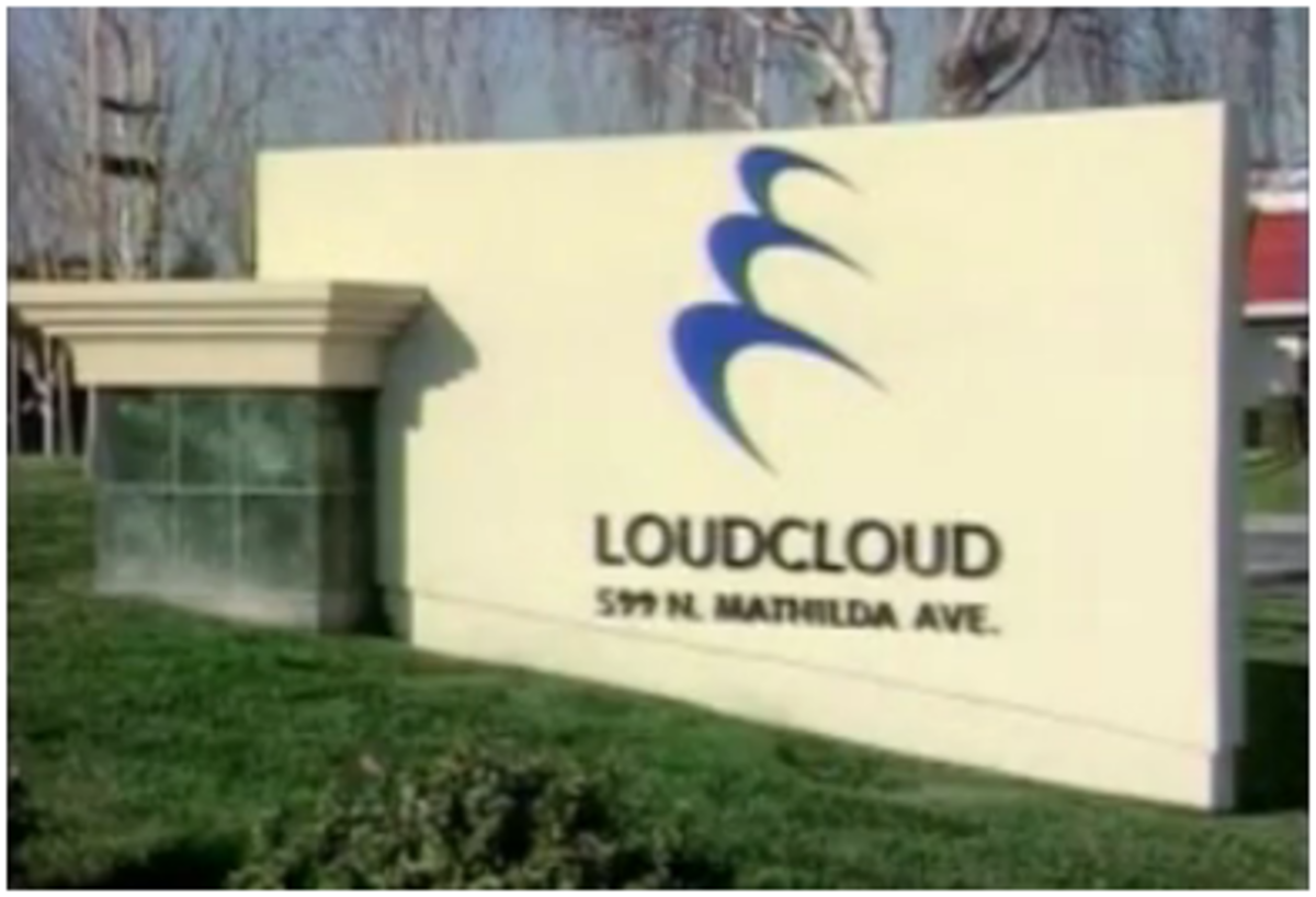 Loudcloud The original Cloud
