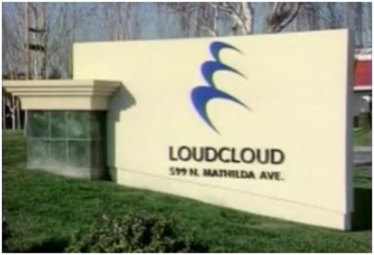 Loudcloud The original Cloud
