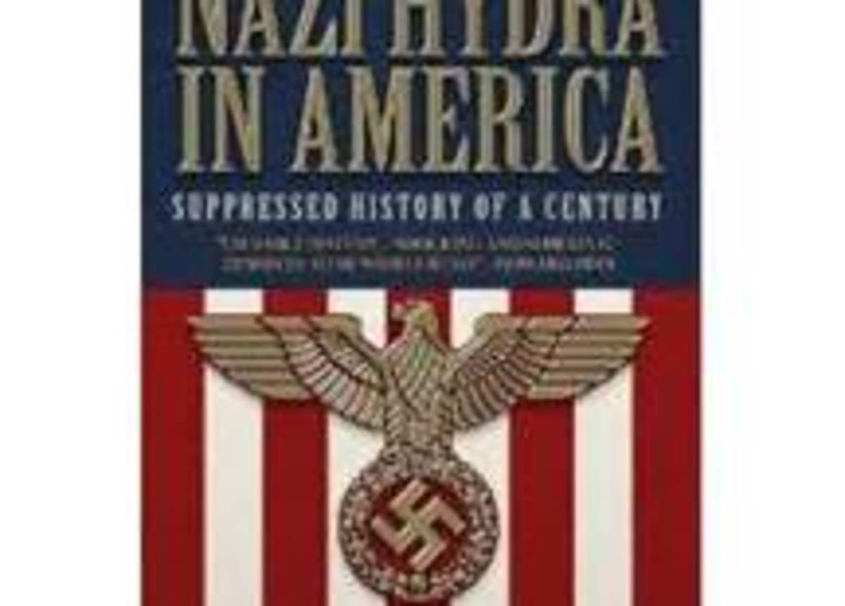 Book Nazi Hydra in America