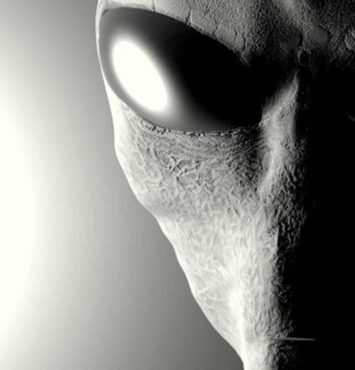 Alien Abduction & Contact