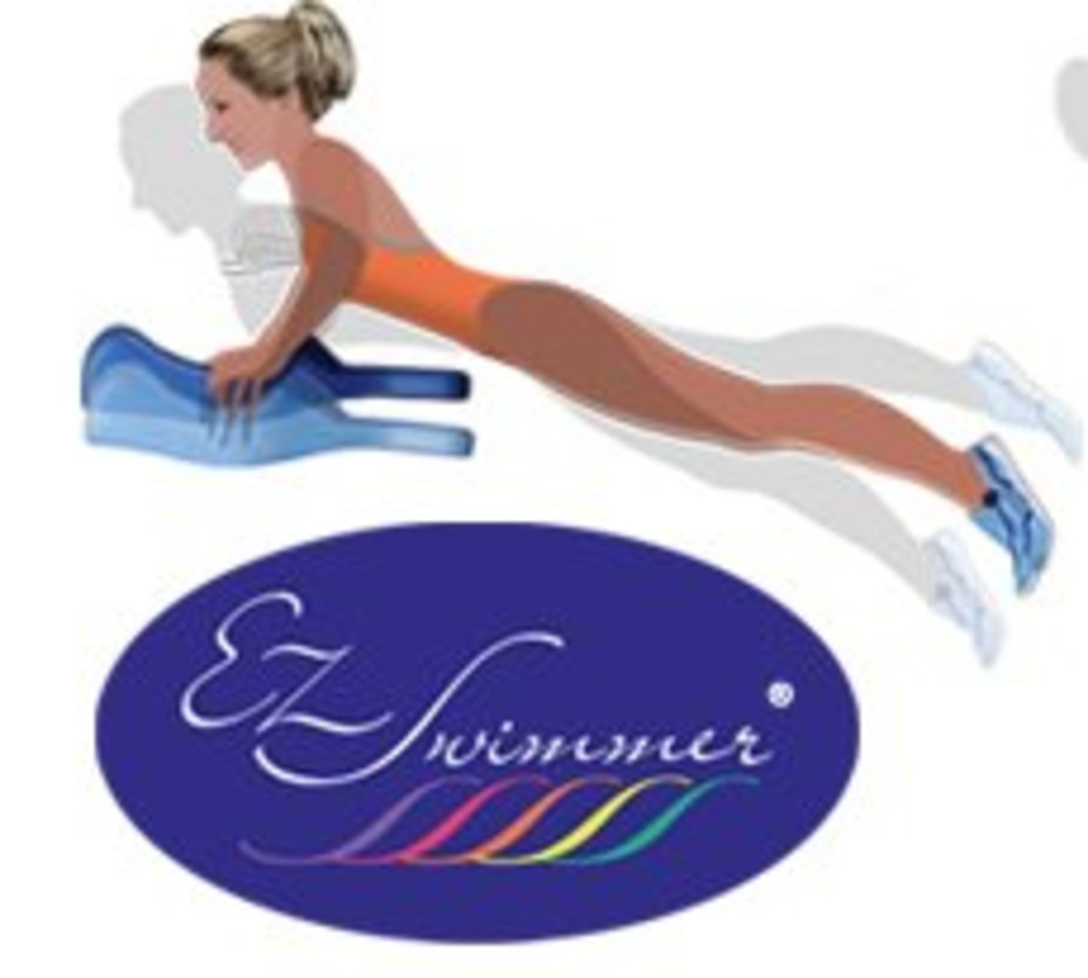 EZ Body Board - EZ Swimmer