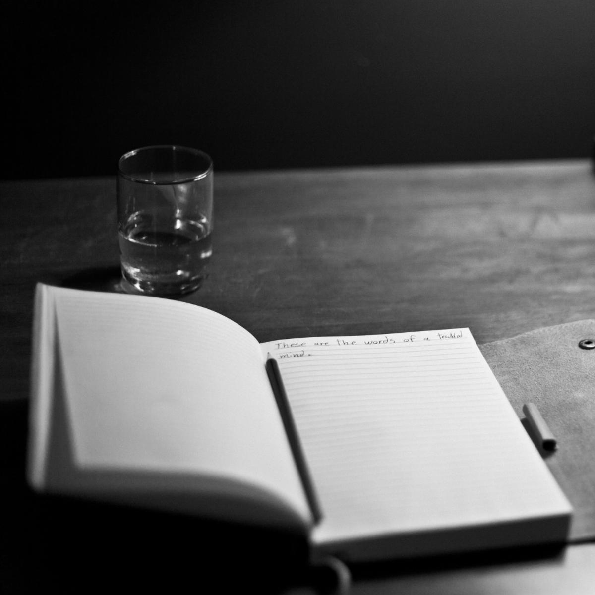 Writers Breathe Words