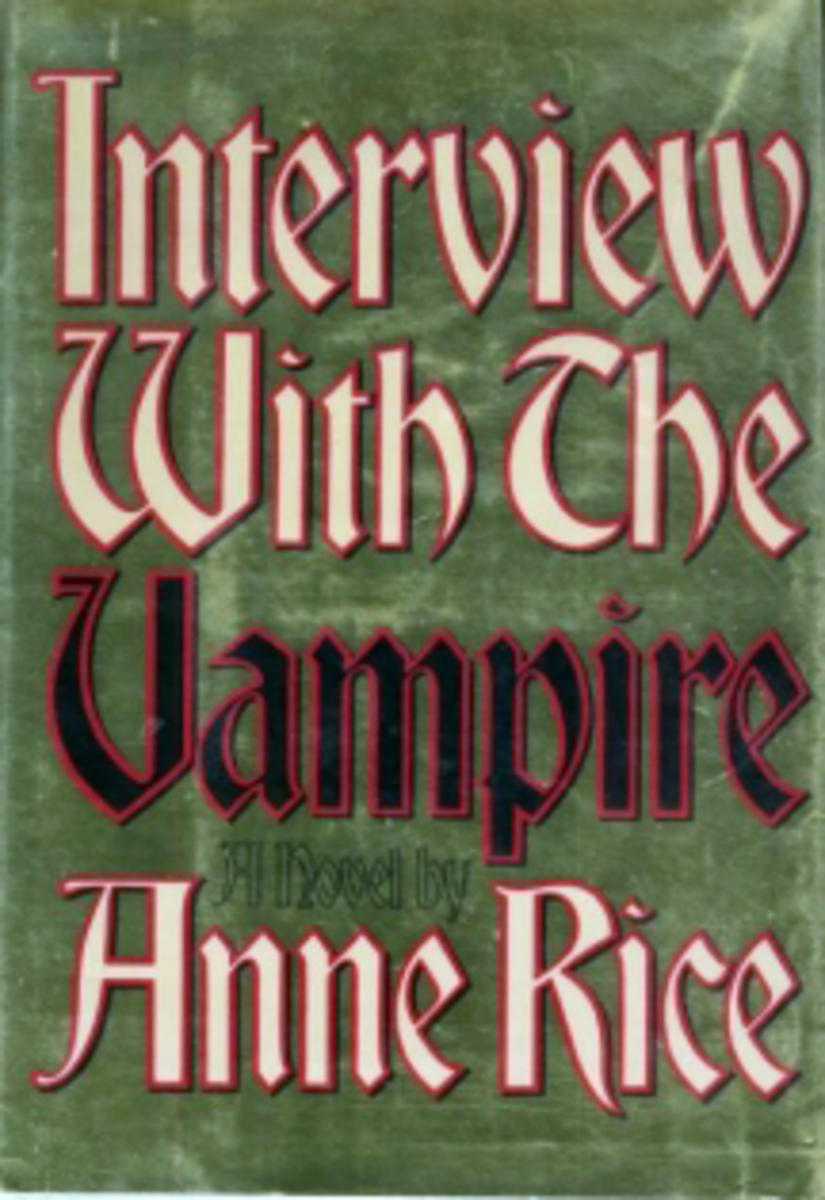 One Of The Most Popular Books Ever About Vampires.