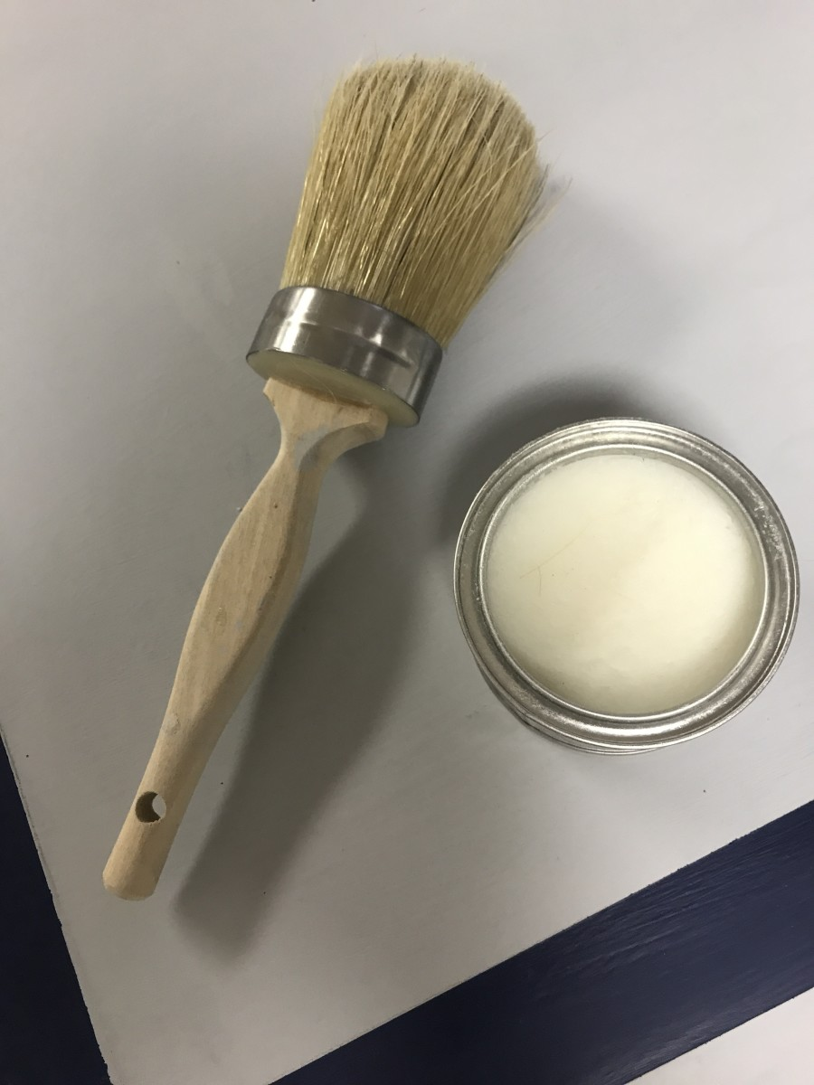 Wax and Brush