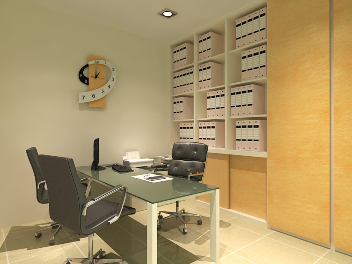 Vastu for Account Room