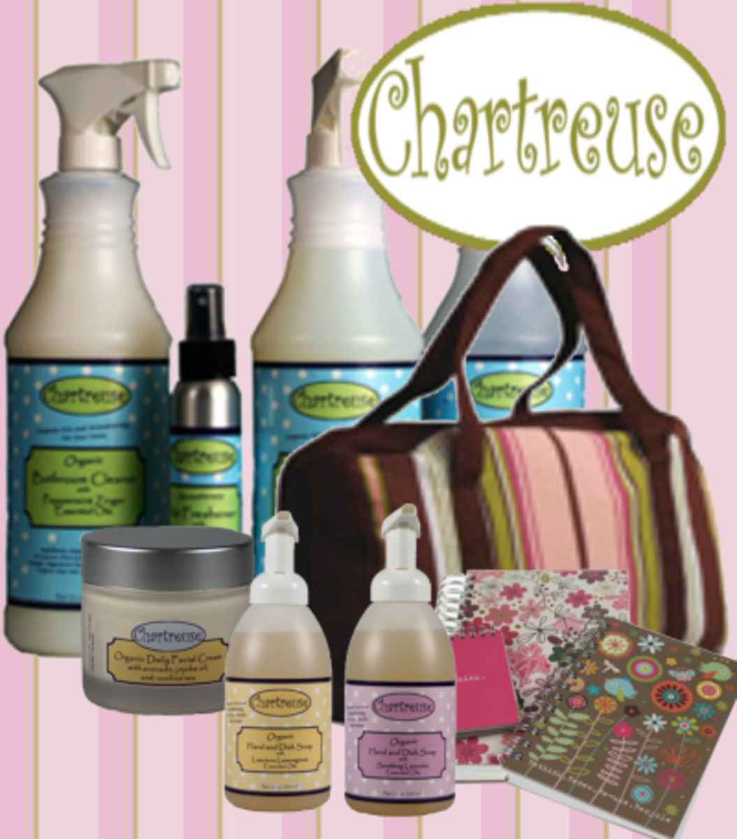 Check out the Site for More Chartreuse Eco Friendly Products!
