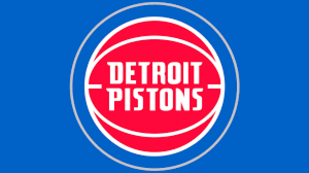 The Detroit Pistons finished 20-52 last season and was last in the eastern conference.